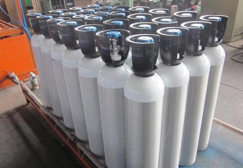 舰艇用复合材料气瓶在冲压状态下的应变测试